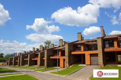 Резиденция 215 кв.м. Москва 1 км от МКАД Новорижское шоссе - Фото 1