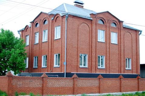 Продам трехэтажный коттедж 465кв.м. в районе областной больницы. - Фото 1