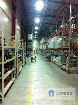Аренда помещения пл. 1640 м2 под склад, производство, м. Речной . - Фото 4