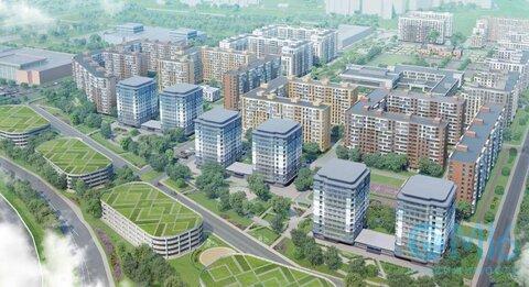 Продажа 2-комнатной квартиры, 53.6 м2 в поселке Бугры - Фото 2