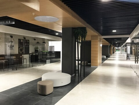 Торговое помещение в аренду 43.8 кв.м м.Калужская - Фото 4