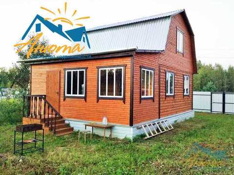 Продается дом в деревне Сатино Боровского района Калужской области - Фото 1