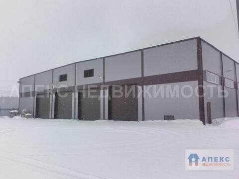 Аренда помещения пл. 1700 м2 под склад, площадку Видное Каширское . - Фото 1