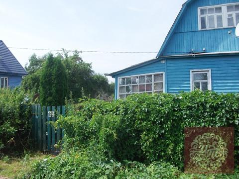 Дачный Брусовой Дом и Баня из сруба в черте г. Наро-Фоминск 55 км от г - Фото 3