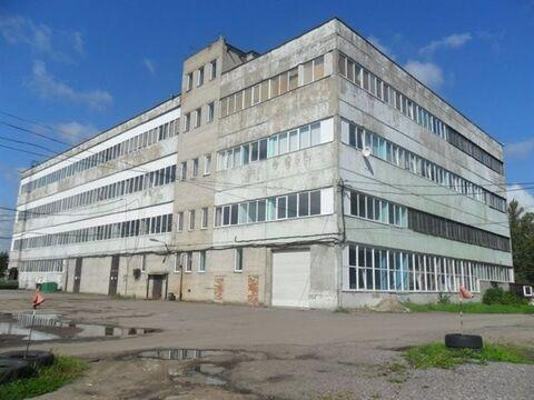Продам производственное помещение 15400 кв.м, м. Улица Дыбенко - Фото 1