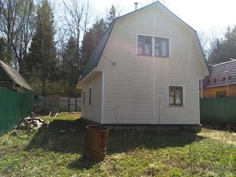 Дом из бруса на 6 сотках вблизи д. Макеиха, Рузский район - Фото 1