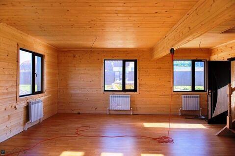 Дом 125 кв м из клееного деревянного монолита по технологии мдд, - Фото 4