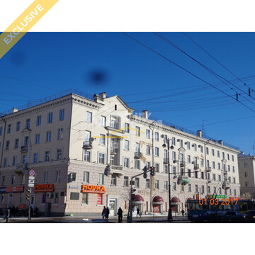 Комната в 3-х ком. кв, Екатеринбург, Свердлова, 58 - Фото 1