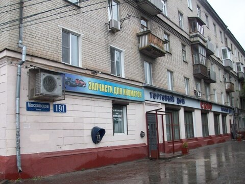 Продаю 2 комн.квартиру на Московском шоссе, остановка Красные Зори. - Фото 2