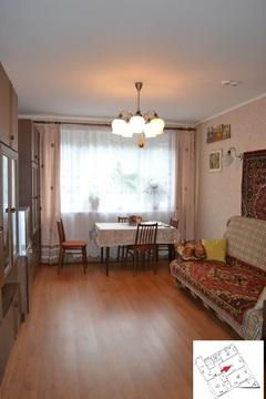 Продается отличная 3-х комнатная квартира Пр-т Вернадского д.42 К 1. - Фото 1