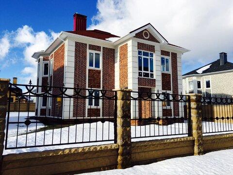 Продаю дом,240м. 15,5 млн. Новая Москва. - Фото 1