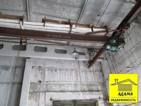 Здание с кранбалкой 3т отдельный въезд эл-во, газ - Фото 2