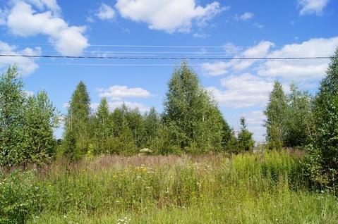 Продается участок 10 соток в Наро-Фоминске, район Красная Пресня - Фото 1