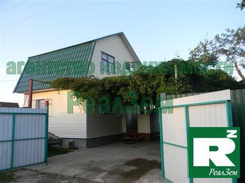 Дача 60 м2 на участке 6 соток, Боровский район, СНТ Лилия - Фото 1