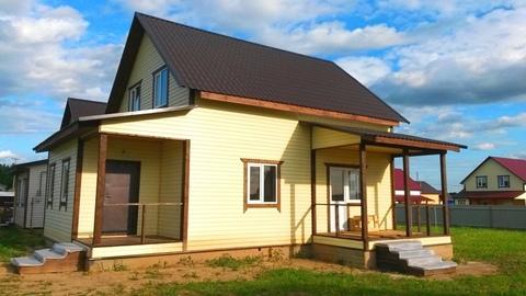 Дом для проживания с магистральным газом - Фото 3