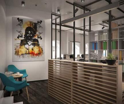 Продается офис 261.3 м2, м.Курская - Фото 1
