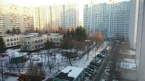 Аренда комнаты 15 кв.м, м. Пражская, ул. Кировоградская, 17к2 - Фото 1