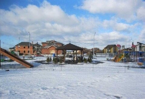 Земельный участок в коттеджном поселке Серебряная Подкова городского - Фото 2