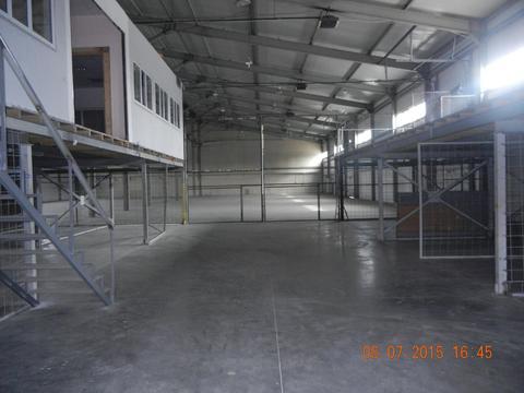 Теплый склад на Новорязанском шоссе