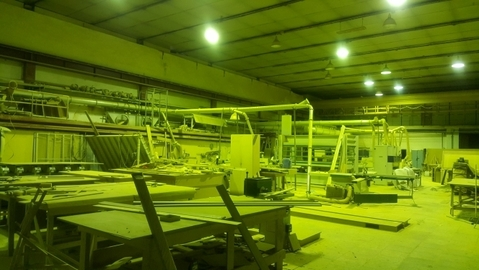 Производство в аренду 1400 кв.м, м.Молодежная - Фото 2
