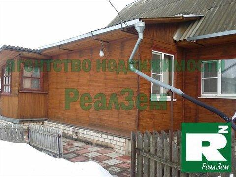 Дом 100 кв.м, ПМЖ, со всеми коммуникациями. в городе Балабаново - Фото 2