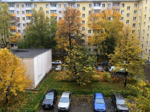Однокомнатная квартира м. Рязанский проспект - Фото 3