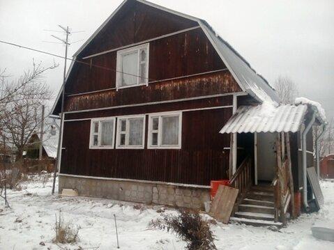 Каркасный дом на 22 сотках земли в д. Денисиха, Рузский район - Фото 2