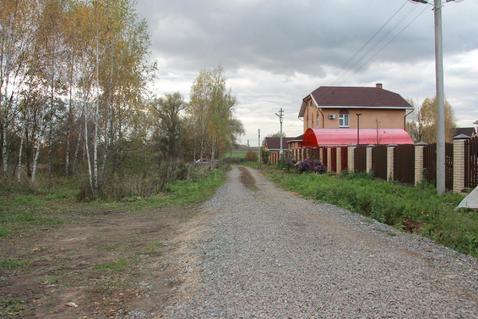 10 соток мкр. Барыбино, ул. Новоюжная - Фото 1