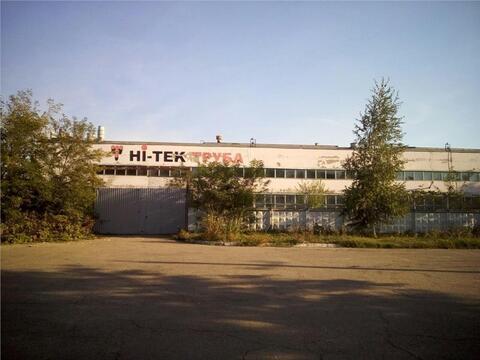 Цех 1470 м2 с кран-балкой, офис и з\у по ул.Тихорецкой. - Фото 4
