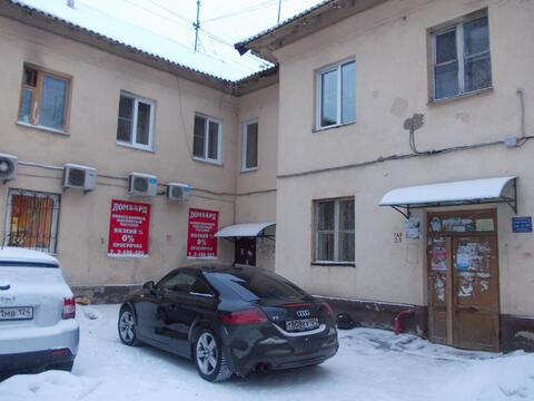 Продам 2к квартиру с гаражом почти в центре города - Фото 1