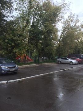 3-х к.кв-ра Москва ул. Красноказарменная 3. 92,4 м, огорож. территория - Фото 4