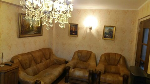 Сдается в первый раз элегантная з-х комнатная квартира - Фото 3