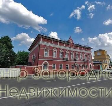 Отдельно стоящее здание, особняк, Пролетарская Таганская Павелецкая . - Фото 1