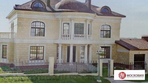 Дом 433 кв.м. Новая москва, 23 сотки, 25 км. от МКАД Калужское шоссе - Фото 1