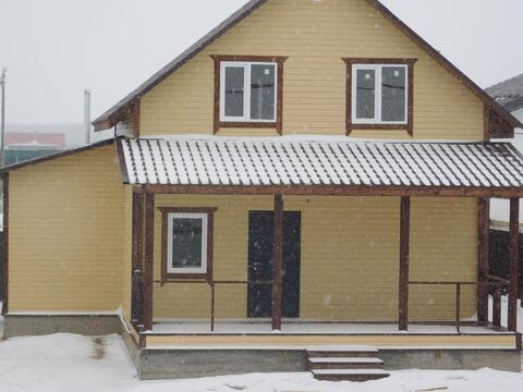 Дом рядом с лесом 140 кв м все удобства 8 соток у озера с маг. Газ - Фото 2