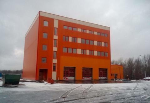 Административный корпус 3200кв.м. и проект склада 13200 кв.м. - Фото 3