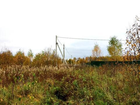 7 сот. д. Новинки 47км. от МКАД по Дмитровскому шоссе - Фото 4