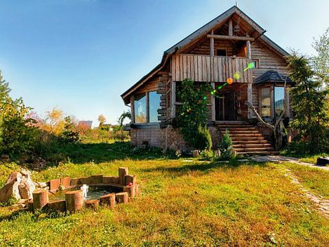 Деревянный коттедж на 25 человек в Константиново - Фото 1