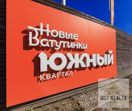 Квартира в ЖК Новые Ватутинки. Новая Москва - Фото 1