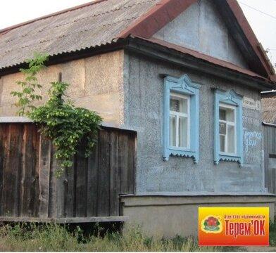 Дом с участком в Рыковке