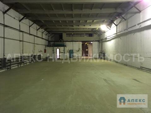 Аренда помещения пл. 530 м2 под склад, производство, Домодедово . - Фото 1