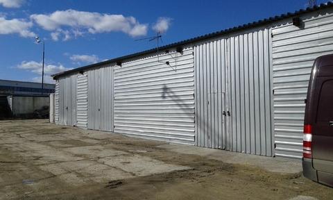 Сдается ! Теплое складское помещение 200 кв.м.Закрытая территория. - Фото 3