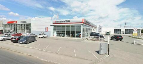 Продажа автоцентра площадью 10 862 кв.м в Новосибирске.