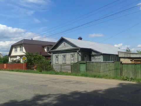 Дом с участком 12 соток с видом на Горицкий монастырьв г. Переславле - Фото 2