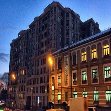 """Свой видовой этаж 520кв.м. в 8 секции в ЖК """"Royal House on Yauza"""" - Фото 2"""