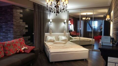 Сдается 1 комнатная квартира-студия г. Обнинск пр. Ленина 209 - Фото 3