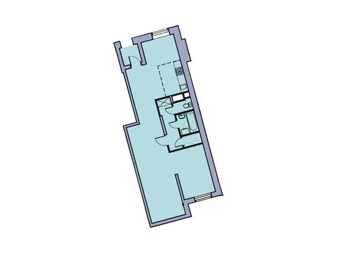 Продажа помещения свободного назначения 68.6 кв. м - Фото 1