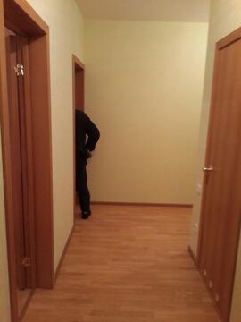 Двухкомнатная квартира в новом доме, до города 500 м, индив.отопление - Фото 2