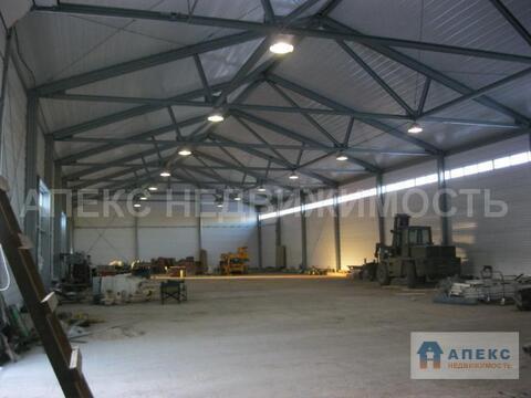 Продажа помещения пл. 972 м2 под производство, Сергиев Посад . - Фото 3
