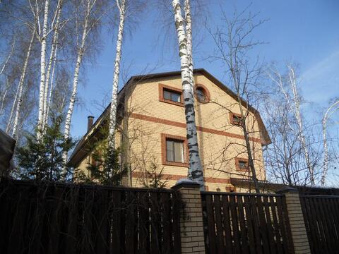 Сдается в аренду трехэтажный кирпичный жилой дом в Южном Бутово - Фото 1